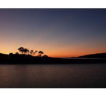 Raglan Sunset, New Zealand Photographic Print