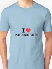 I Love POPEMOBILE T-Shirt