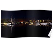 Raby Reflections - Cleveland Qld Poster
