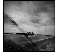 Ships Passing Through- Series No.2 Photographic Print