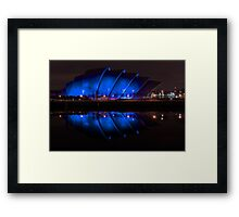 Clyde Auditorium Framed Print