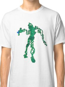 wire sculpture in pencil and insanity Classic T-Shirt