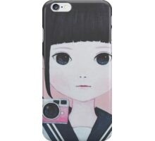 「Smile Camera」 iPhone Case/Skin