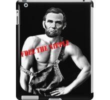 Free the nipple iPad Case/Skin