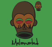 M'BUDU FACE by Melanated