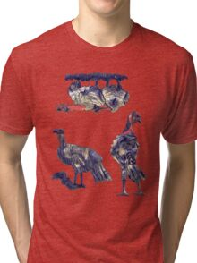 Turkey Gangsters Tri-blend T-Shirt