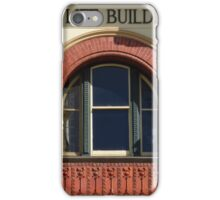 The Old Colonial Mutual Building iPhone Case/Skin