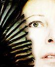 Wings - Self Portrait by Sybille Sterk