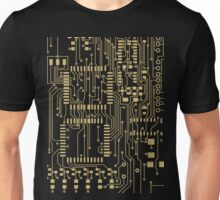 Circuitry design Unisex T-Shirt