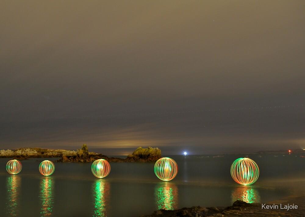 Walking on Water by Kevin Lajoie