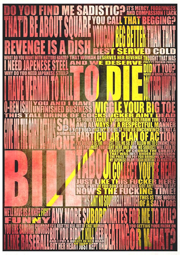 Kill Bill redux by Purplecactus