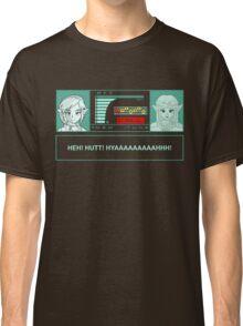 Metal gear Zelda Classic T-Shirt