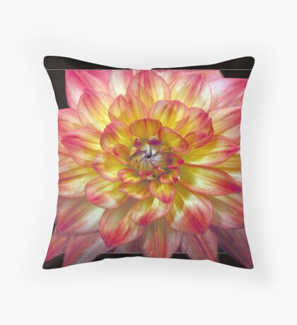 S P R I N G  -  P R I N T E M P S Throw Pillow