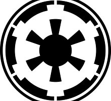 Galactic Empire Emblem by Bluepotatogirl