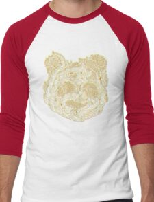 Forest Panda Tee Men's Baseball ¾ T-Shirt