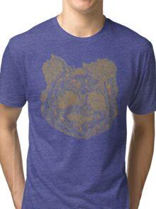 Forest Panda Tee Tri-blend T-Shirt