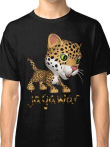 Children's Jaguar T Shirt - Child Speech Jagawar Classic T-Shirt