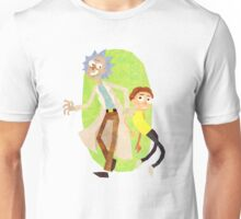 Dimension Hopping Unisex T-Shirt