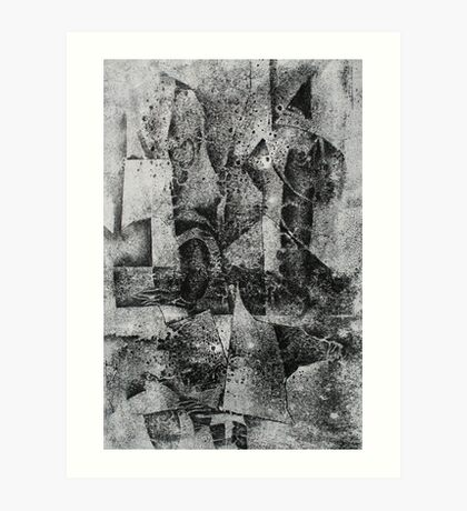 Shards of Civilization Art Print
