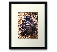 Born to Ride Buddy Framed Print
