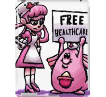 Nurse Joy's Free Healthcare iPad Case/Skin