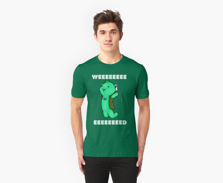 WEED T-Shirt by modman287