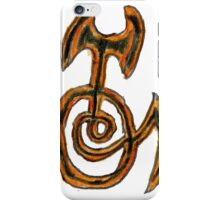 Axe to Grind iPhone Case/Skin