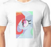 Ra Ra Rainbow Unisex T-Shirt