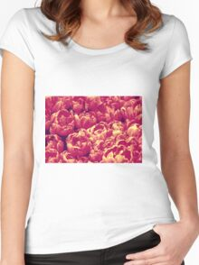 Tulips Tulips Tulips Women's Fitted Scoop T-Shirt