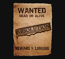 ABSOLUTION 2011 WANTED Unisex T-Shirt