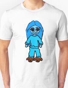 Happy Little Girl T-Shirt