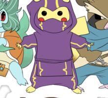 League of Pokemon! Sticker