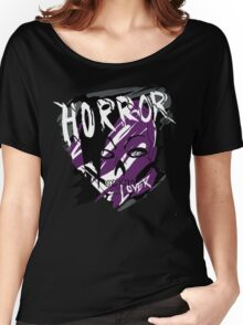 horror lover Women's Relaxed Fit T-Shirt
