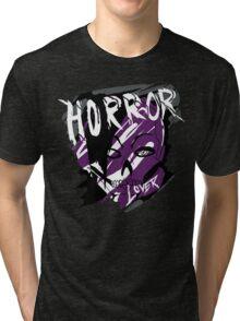 horror lover Tri-blend T-Shirt