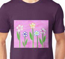 Freckled Floral Garden Unisex T-Shirt