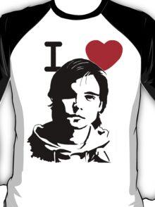 "I ""Heart"" Andrew Lee Potts T-Shirt"