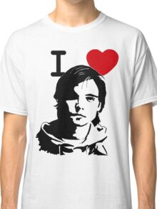 "I ""Heart"" Andrew Lee Potts Classic T-Shirt"
