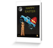 Monster Truck Tour Greeting Card