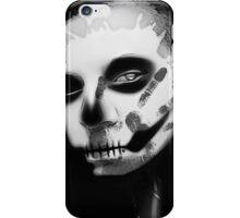 The Crow Black&White iPhone Case/Skin