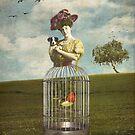 Lady Cage by FilleDeLEau
