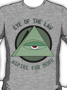 Eye Of The Law T-Shirt