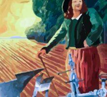 Leonetto Cappiello Affiche Charrue Huard Sticker
