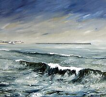 Hartlepool Headland by Sue Nichol