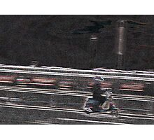 Go Faster Stripes... Photographic Print