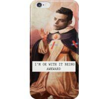 St. Robot - Saintly Celebs iPhone Case/Skin