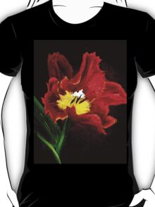 Red Tulip TShirt T-Shirt