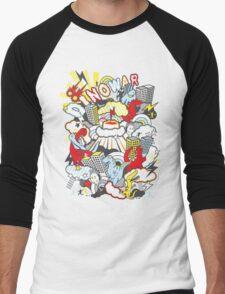 Dino War Men's Baseball ¾ T-Shirt