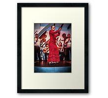 The Joy of Flamenco Framed Print