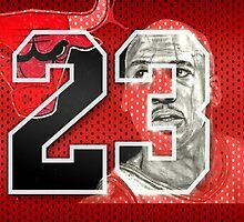Jordan 23 by Danella Tutt
