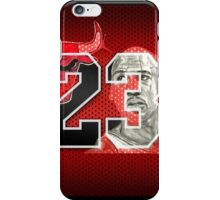 Jordan 23 iPhone Case/Skin